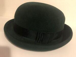 Shuichi Kameoka New York Dark Green Hat | eBay