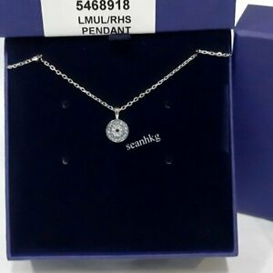 Swarovski Luckily Pendant. Evil Eye RHS Crystal Authentic MIB 5468918 | eBay