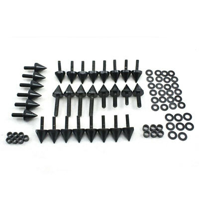 Spike Motorcycle Fairing Screw Screen Bolts Kit for Honda