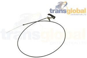 Land Rover Defender TD5 90 110 99-01 Bonnet Release Cable