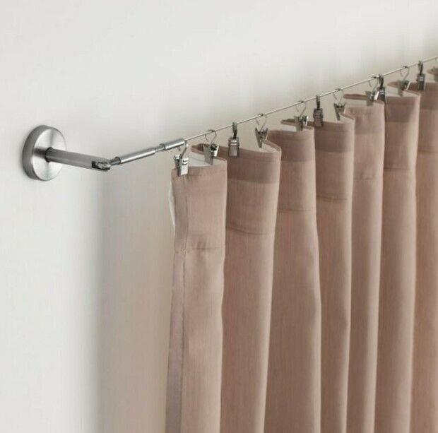 ikea dignitet curtain drapes wire 197