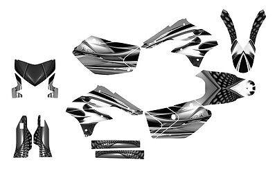 2008 2009 2010 2011 2012 2013 KLX 450 graphics for