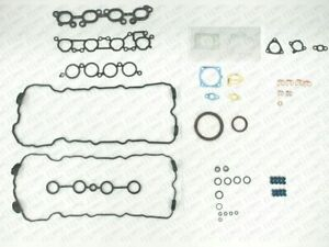 SIRUDA FULL SET ENGINE GASKET SET (WITHOUT H/G) FOR NISSAN