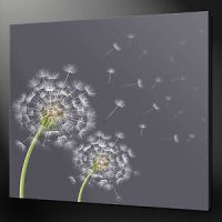 DANDELION FLOWERS CANVAS WALL ART PICTURE PRINT VARIETY OF ...