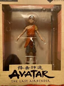 Avatar The Last Airbender Figures : avatar, airbender, figures, Diamond, Select, Toys', Avatar, Airbender, Action, Figure, Nickelodeon, 699122835548