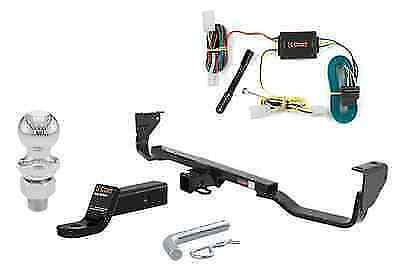 Curt Class 3 Trailer Hitch Tow Package for 07-09 Hyundai