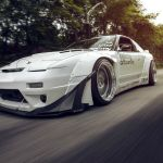 Nissan 200sx 180sx 240sx S13 Rocket Bunny Look Full Body Kit For Sale Ebay