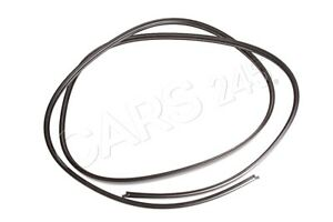 Genuine 5 Series E28 Shadow Line Windshield Upper Rubber