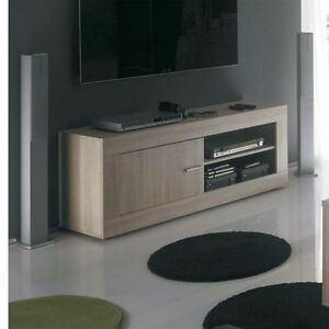 Mobile Porta tv moderno Rustica rovere samoa sala