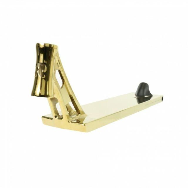 Root Industries Air Scooter Deck Gold Rush 22 Aufkleber Blatt