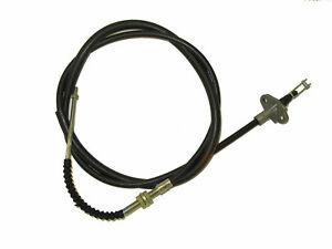 Premium Clutch Cable fits 1986-1988 Suzuki Samurai AMS