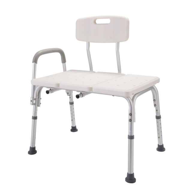 medical shower chairs x rocker pedestal gaming chair ps4 xbox one wh stool seat armrest adjustable10 height bath 10 adjustable bathtub transfer bench