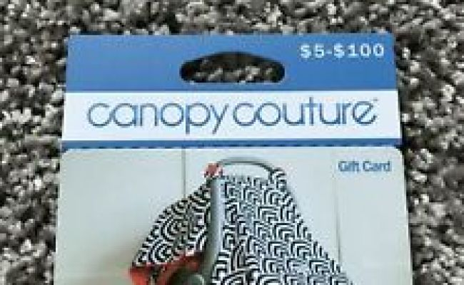 50 Canopycouture Com Gift Card Canopy Couture For Baby Great Baby Shower Gift Ebay