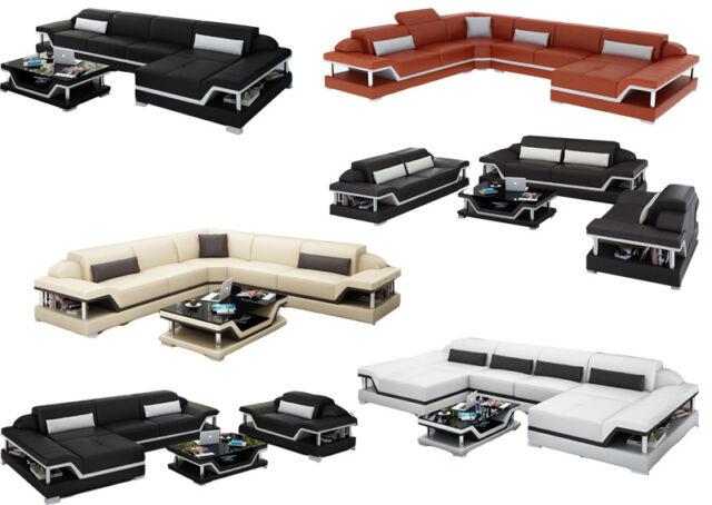 cuir interieur de la maison canape d angle design g8004 luxe ensemble en