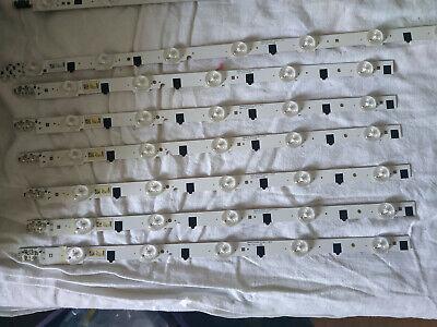 barre de retroeclairage led tv samsung ref 2013sv42f left right ensemble r l ebay