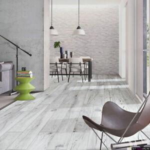 My Oak Light Grey 200x1200 Porcelain Tile Bathroom Kitchen Living Room Floor Ebay