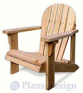 adirondack chair blueprints alite monarch parts child with pattern trace and cut woodworking plans image is loading