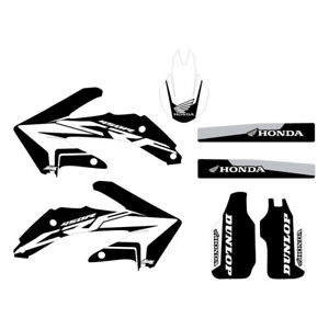 Honda CRF450 2005-2008 graphic kit FREE SHIPPING!!! Black