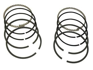 NEW! +.030 Piston Ring Set of 2 Harley Sportster Ironhead