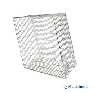 Square Boiler Flue Outlet Terminal Guard Wire Basket 11