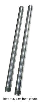 HardDrive 35mm Fork Tubes (Chrome) Standard Size 23 1/4