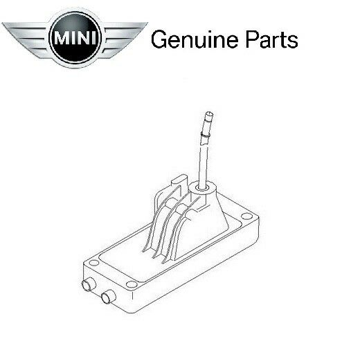 For Mini Cooper R50 R53 Shift Lever Assembly-Manual