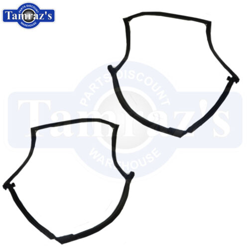 78-88 G Body T Top T-Top TTop to Body Weatherstrip Seals