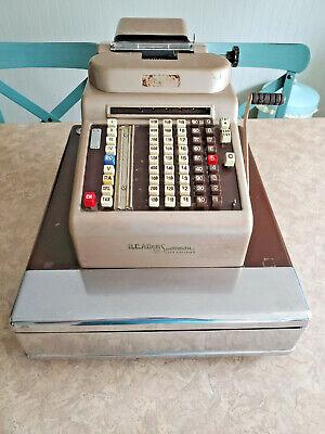 Rc Allen Cash Register : allen, register, Vintage, Allen, Systematic, Register, Adding, Machine, Needs, Restored
