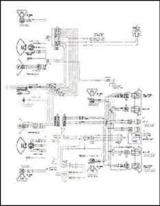1978 Chevy Monza Ausklappbar Schaltplan Elektrisch