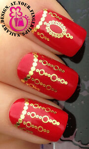 nail art wrap water transfer decals