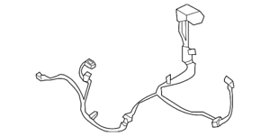 OEM Genuine Kia Positive Cable Wiring Assembly 14-16
