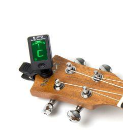 chromatic clip on digital tuner for acoustic guitar bass violin ukulele [ 1200 x 1200 Pixel ]
