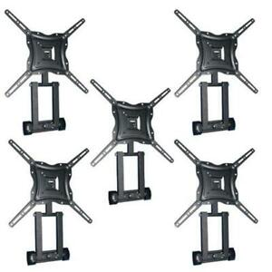 5 * Full Motion TV Wall Mount for Samsung Vizio 32 37 42