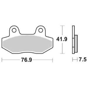 Ms-70fa62e5b2 Pill brake Ant. SBS 814hs 06/07 GT Comet s