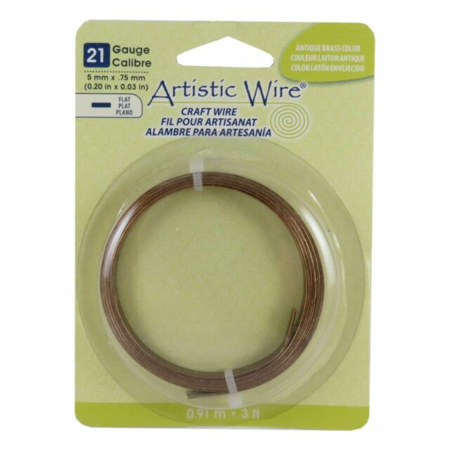 artistic wire flat craft