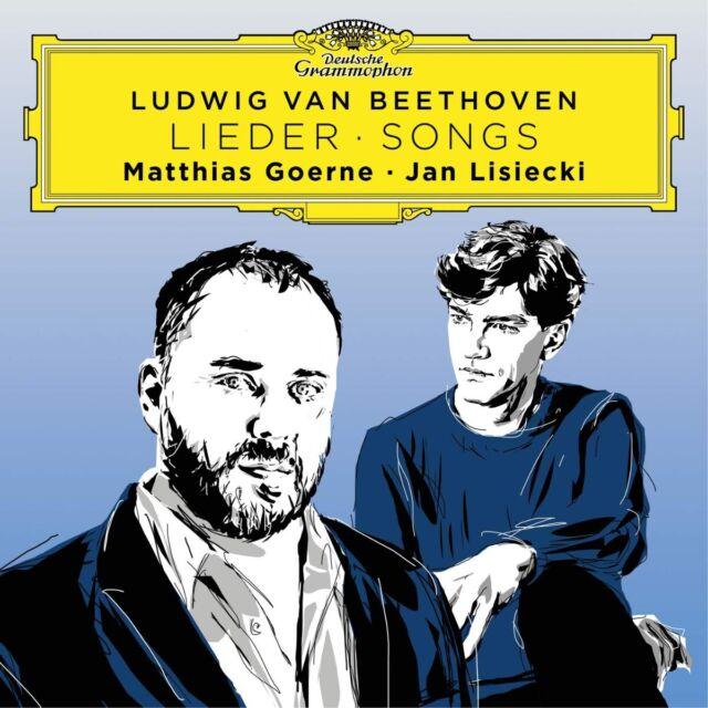 Beethoven Songs : Audio CD by Goerne/Lisiecki 2020