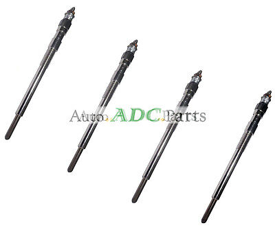4PC New Glow Plug for BOBCAT S205
