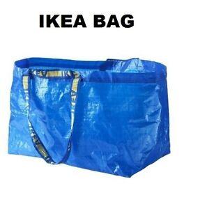 IKEA Frakta Storage Bags Laundry Tools Shopping Gardening Recycling Bag new  eBay