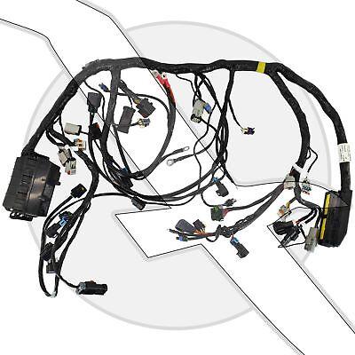 Volvo Penta 8.1L Gi 400 Motor Marine Engine Wiring Wire