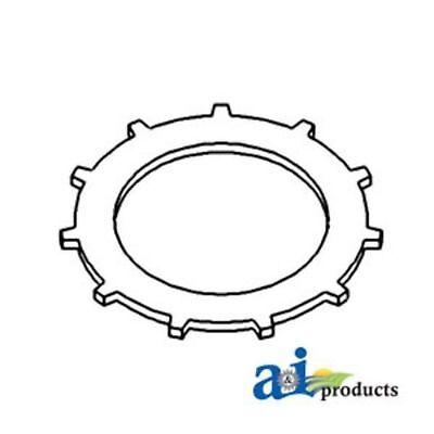523551M1 Steel PTO Plate Fits Massey Ferguson: 1100,1105