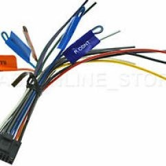 Kenwood Ddx419 Wiring Diagram Led String Lights Ddx 419 Genuine Wire Harness Pay Today Ships Image Is Loading