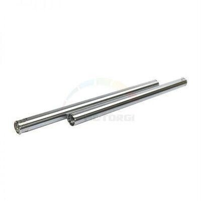 Front Fork Tubes Pair Inner Pipes For Kawasaki VN800