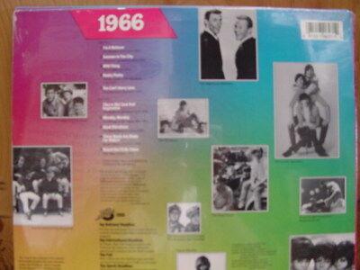 BILLBOARD 1966 RARE RHINO RECORDS TOP 10 BILL INGLOT MASTERED SERIES Sealed LP 81227062712   eBay