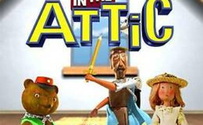 Toys In The Attic Blu Ray Excellent Dvd Emily Hahn