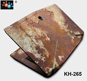 KH Laptop Rust Skin Cover Protector for Alienware 17 M17X ...