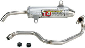 07-11 Suzuki LT-Z90 QuadSport Pro Circuit T-4 Exhaust
