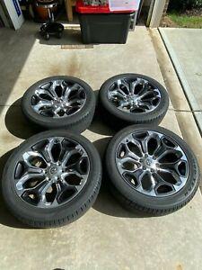 2020 Ram 1500 24 Inch Wheels : wheels, Laramie, Longhorn, Goodyear, Eagle, Neumáticos, Wheels, (juego