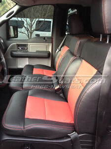 20042008 Ford F150 F150 Regular Cab Leather Seat Covers