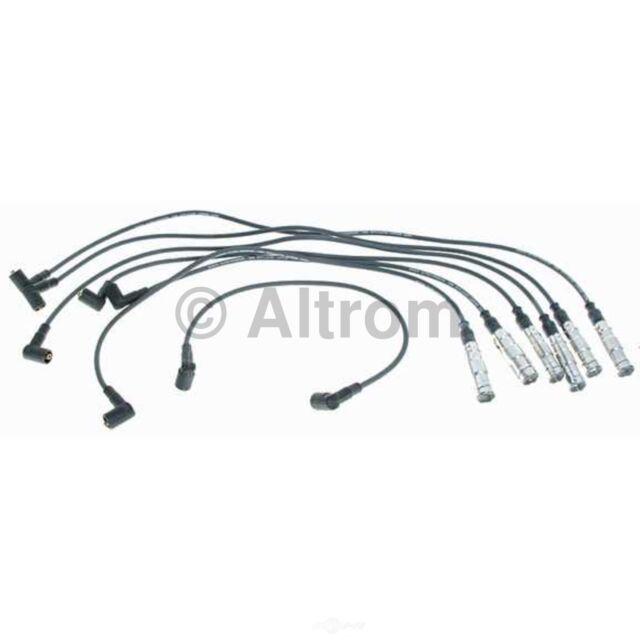 Spark Plug Wire Set NAPA/ALTROM IMPORTS-ATM 09338 fits