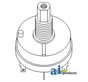 Ai Ar48724 Switch Light (12 Volt) Fits John Deere Tractor